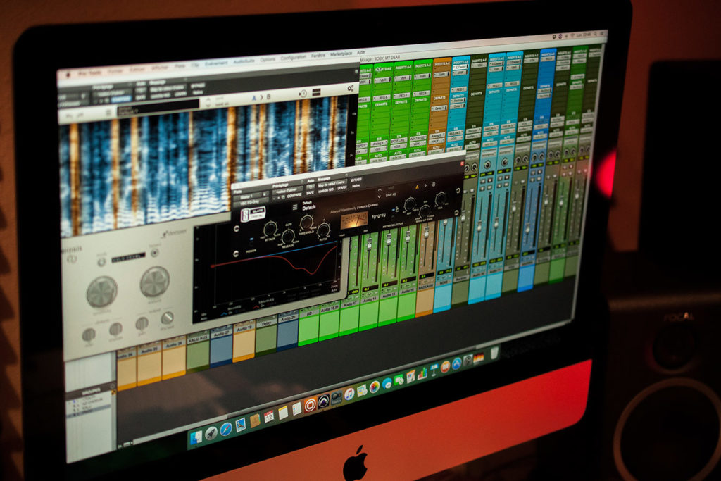 Cerky Studio - Mastering