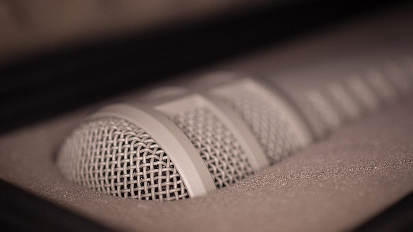 Cerky Studio - Microphone