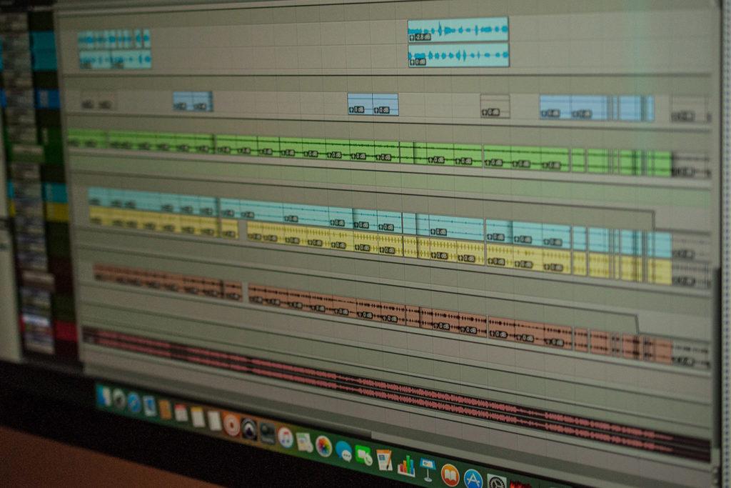 Cerky Studio - Mixage